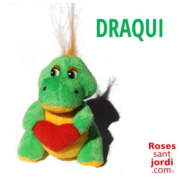 Draqui Sant Jordi Rosas