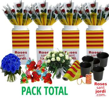 precio de rosas