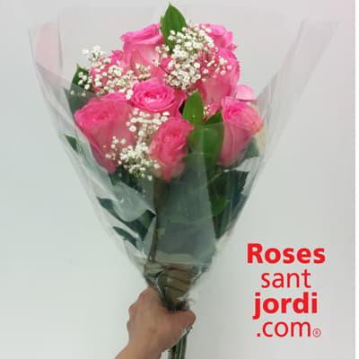 ramo rosas madre
